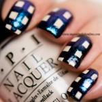 Nail Art Sunday - Squares