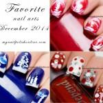December Favorites - Nail Art
