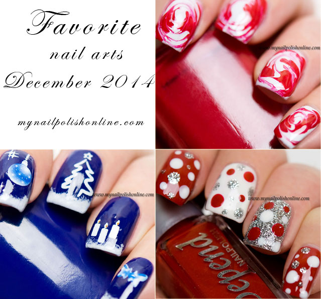 December Favorites - Nail Art