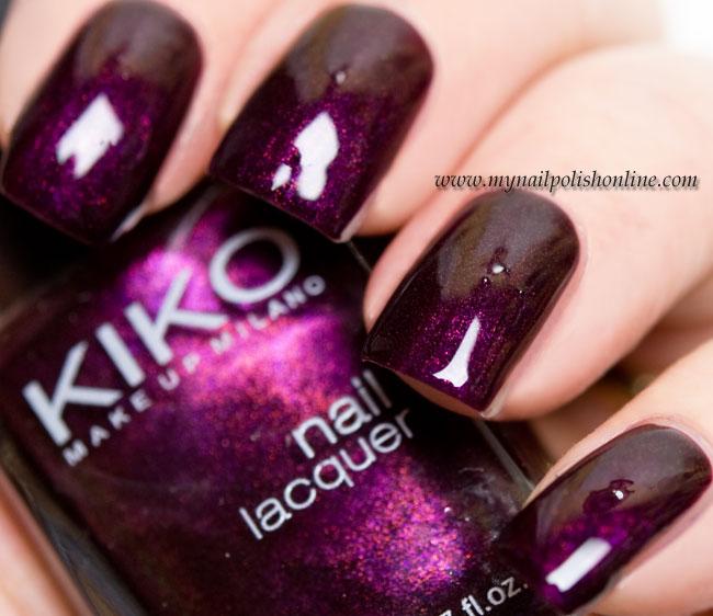 Kiko Nail Polish Uk - Creative Touch