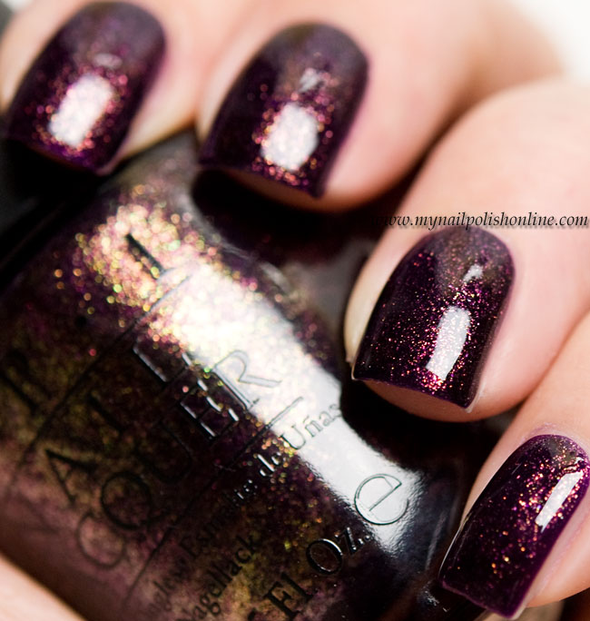OPI - First Class Desires