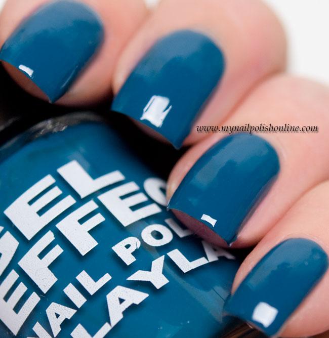 Layla - Dazzling Turquoise