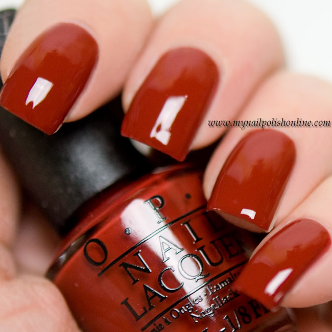 OPI - Romantically Involved
