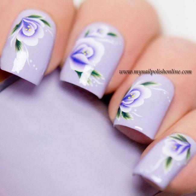 Nail art - Water Decals - My Nail Polish Online