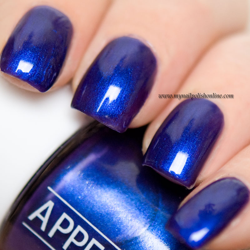 Appeal4 - Electric Evening Indigo
