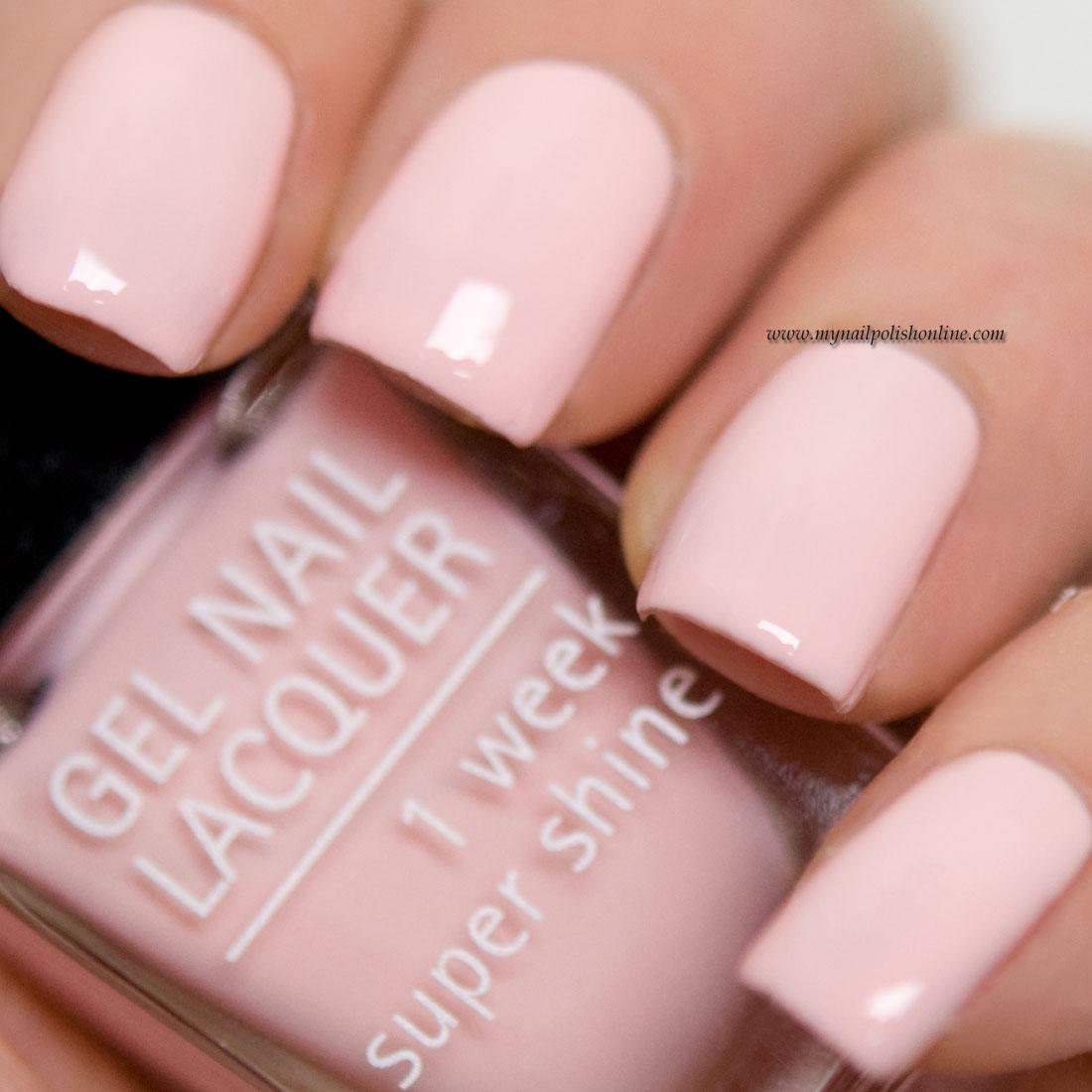 isadora nail polish