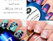 Favorite nail art March 2015