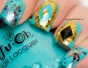 Nail Art - Aztec Nails