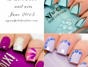 Favorite nail art - June 2015