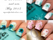 Favorite nail art - May 2015