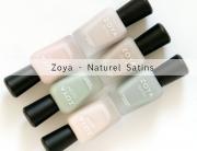Zoya - Naturel Satins