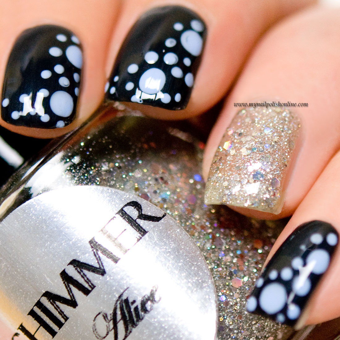 Nail Art - Dotticure