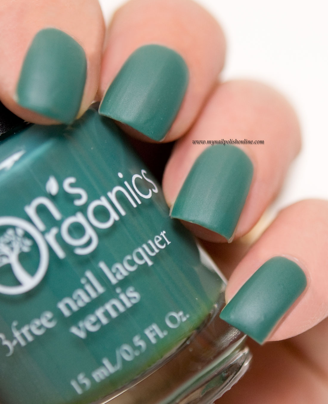 Ellison's Organics - Toteally Matte About You