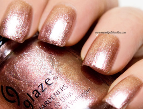 China Glaze – Meet me in the mirage