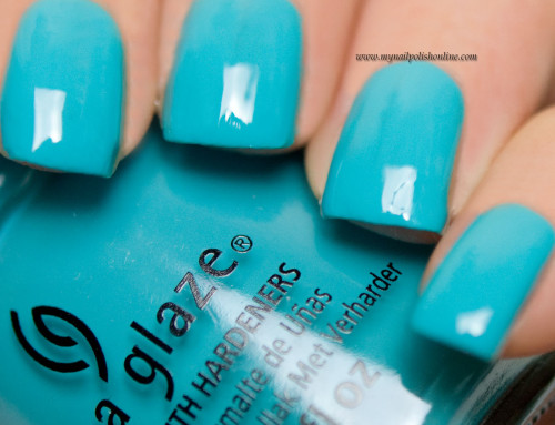 China Glaze – Rain Dance the Night Away