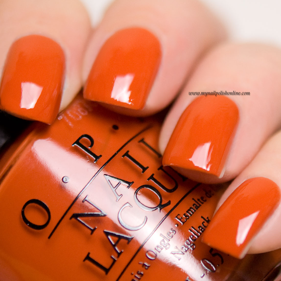 Opi It S A Piazza Cake My Nail Polish Online
