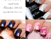 Favorite nail art - October 2015