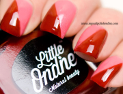Little Ondine - Red and Pink
