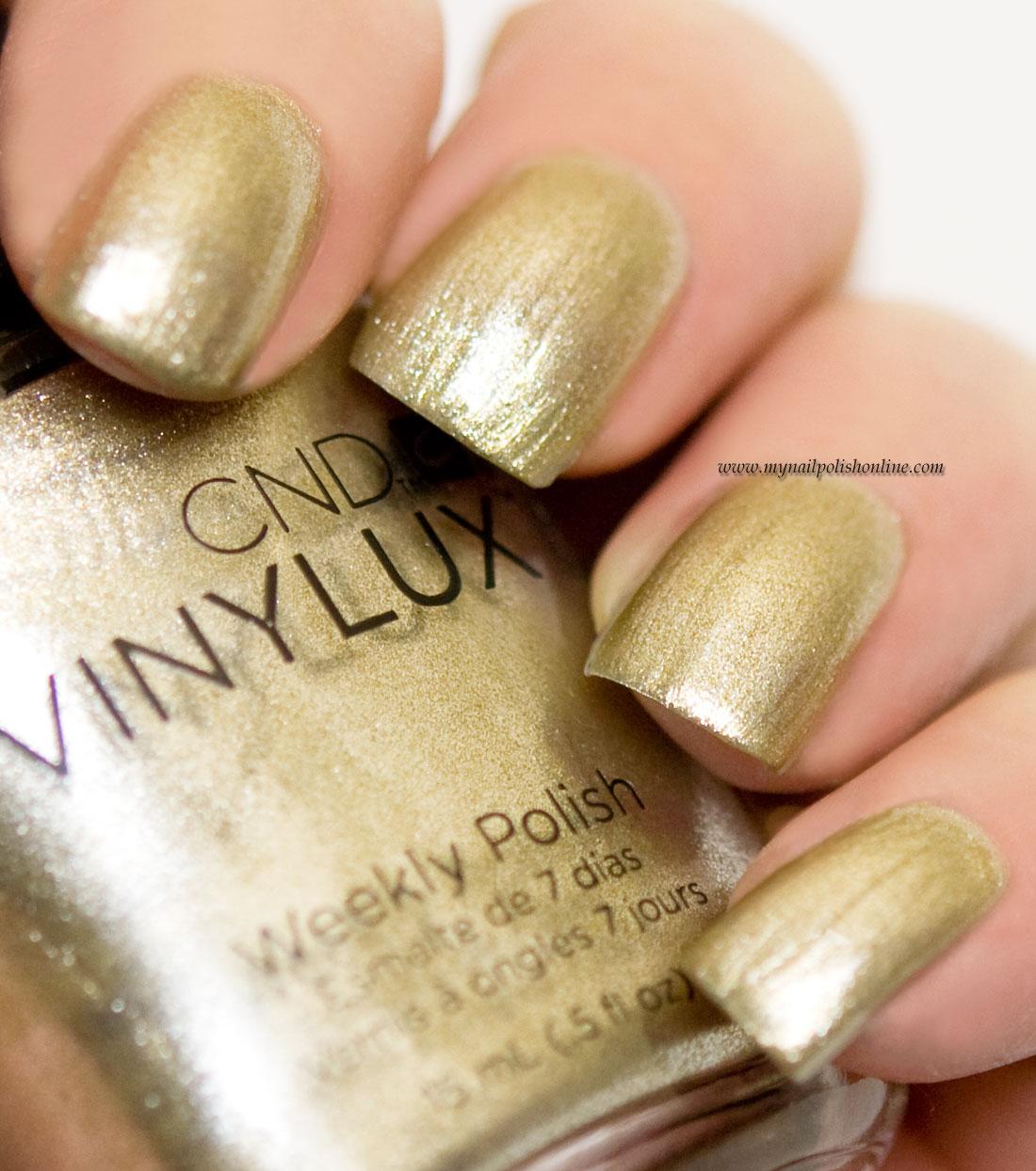 CND Vinylux - Locket Love