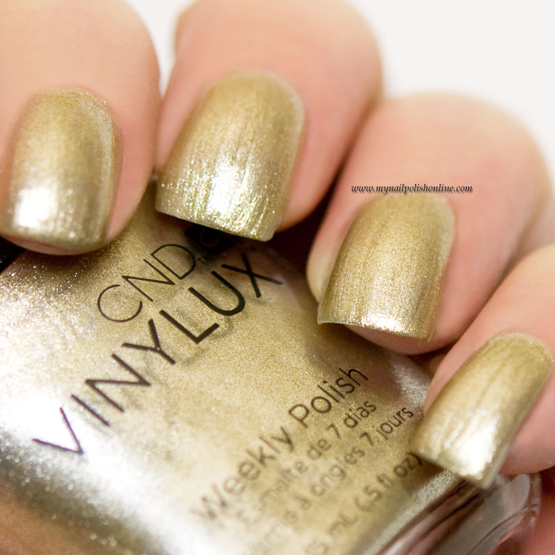 CND Vinylux - Locket Love - My Nail Polish Online