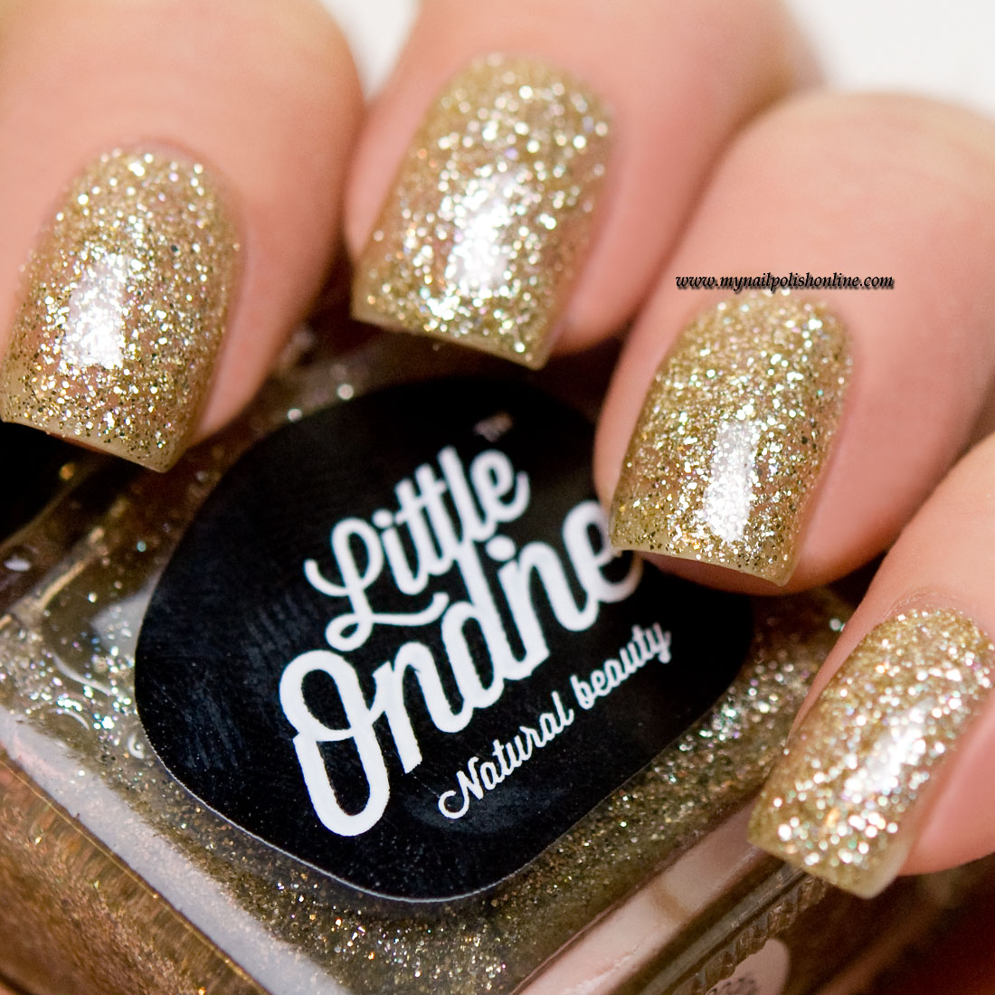 New Years Nail Polish: Happy New Year With Little Ondine