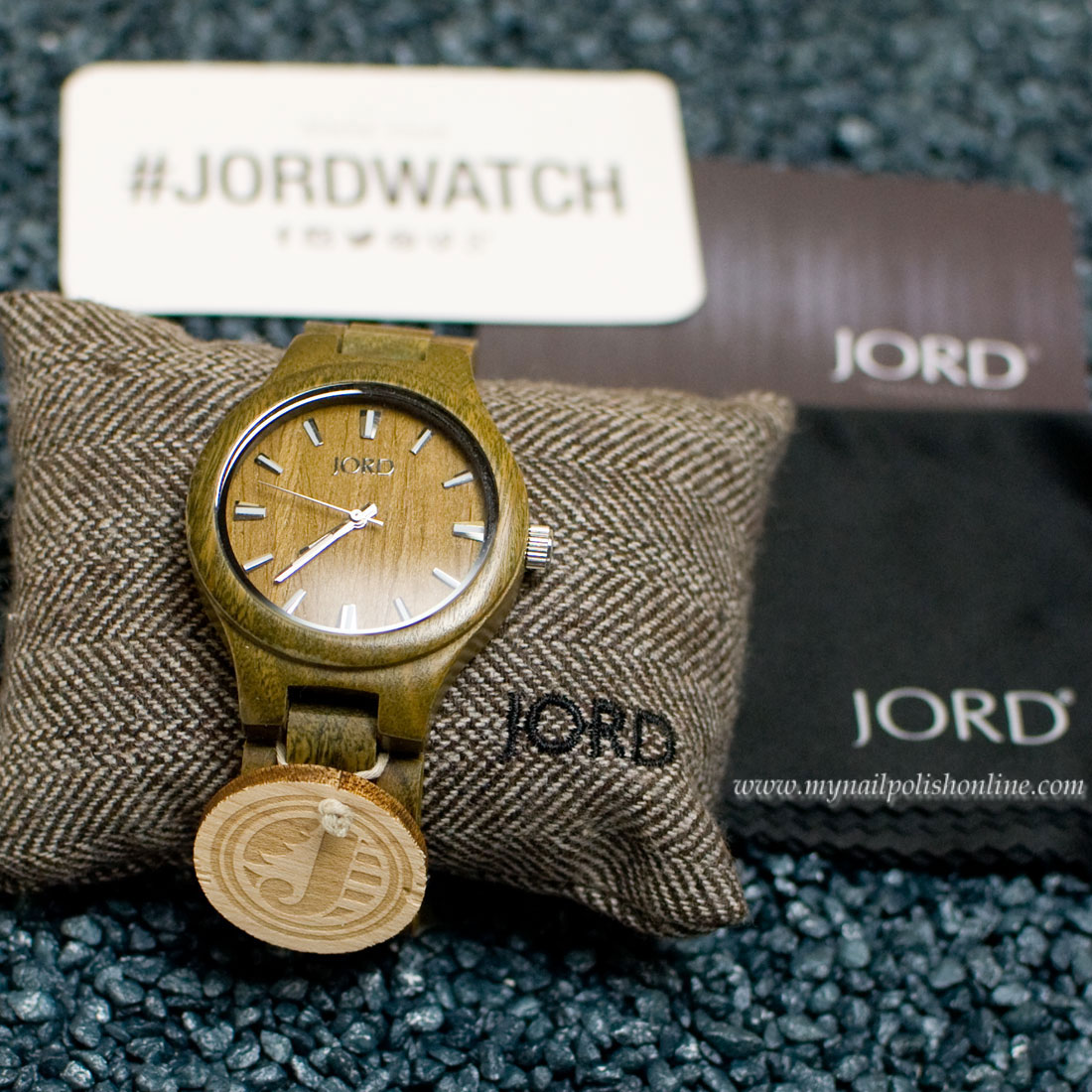 The JORD watch