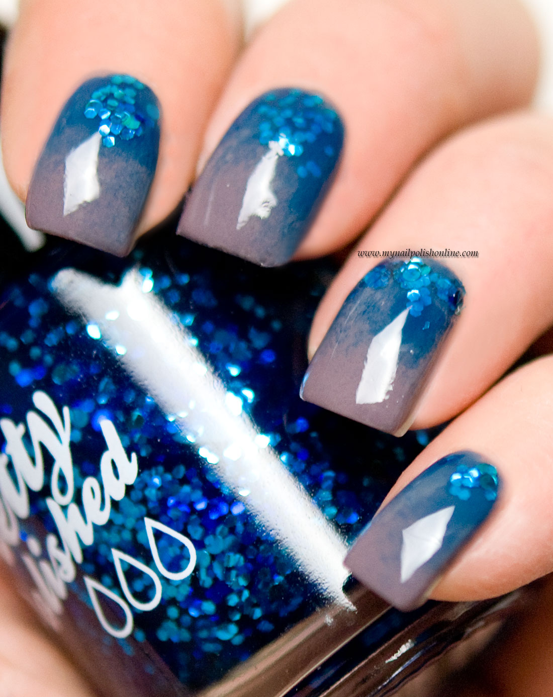 Images of nail art with glitter hair nails etc uk nail beauty view images nail art glitter gradient prinsesfo Gallery
