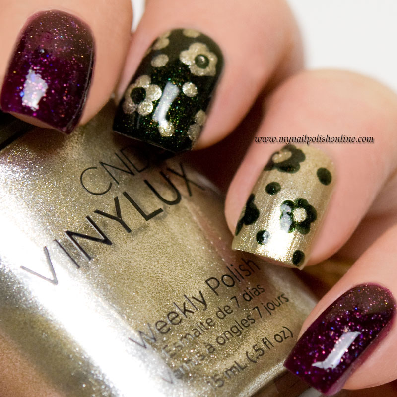 Guest post at Eleven.se featuring CND Vinylux
