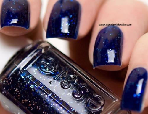 Essie – Starry Starry Night – swatch
