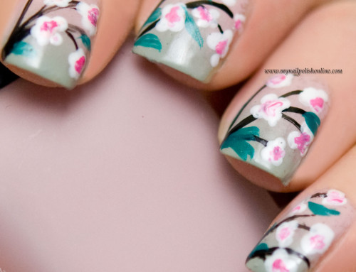 Nail Art – Flowers