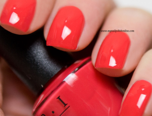 OPI – 5 Apples Tall