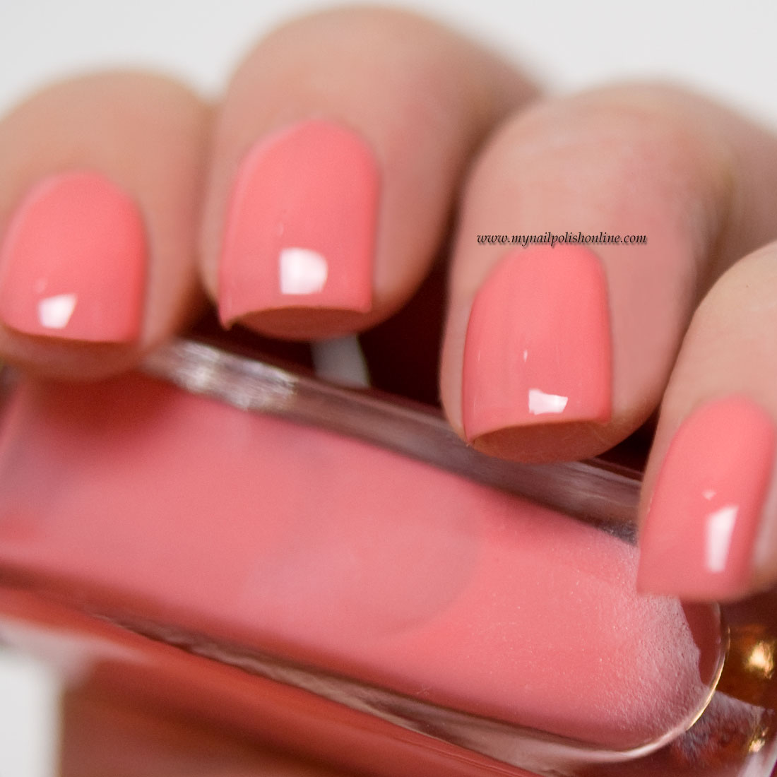Cotton Candy Satin Fingernail Polish: My Nail Polish Online
