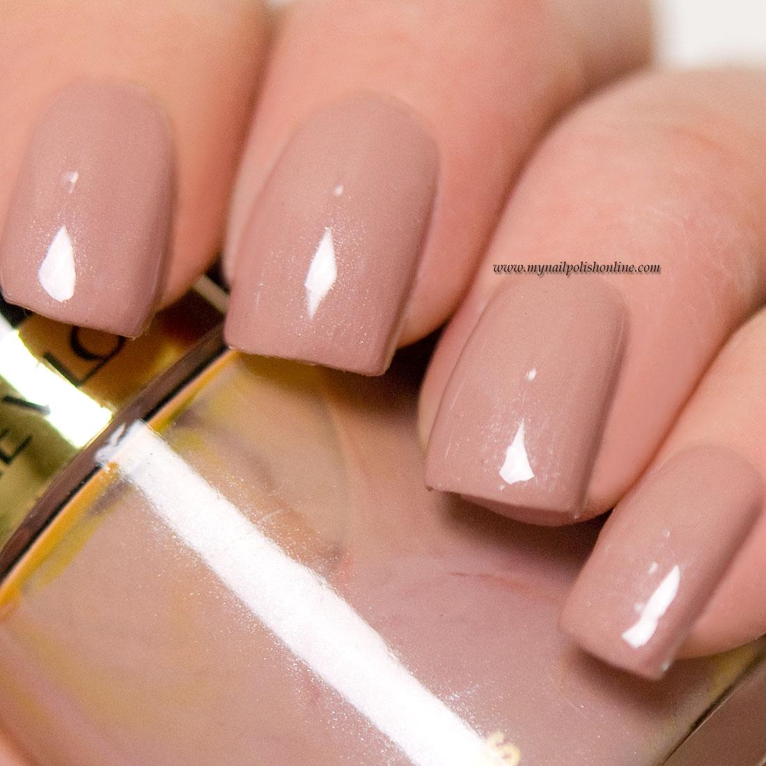 Revlon Sheer Nail Polish: My Nail Polish Online