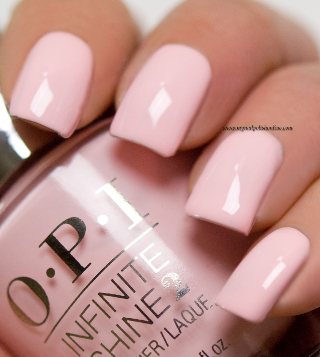 OPI - Pretty Pink Perseveres