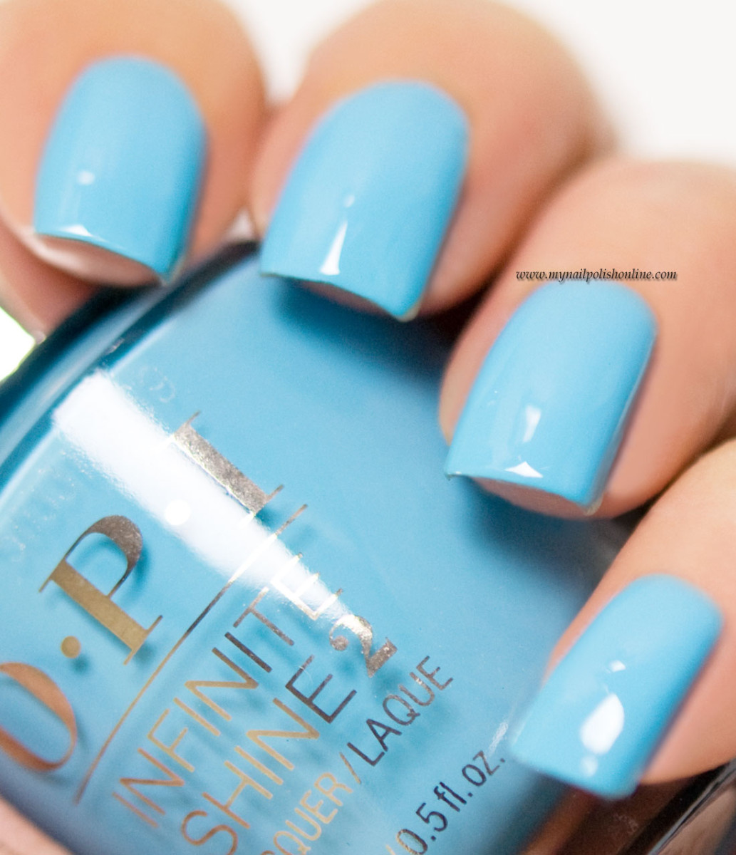 OPI - To Infinity and Blue-yond