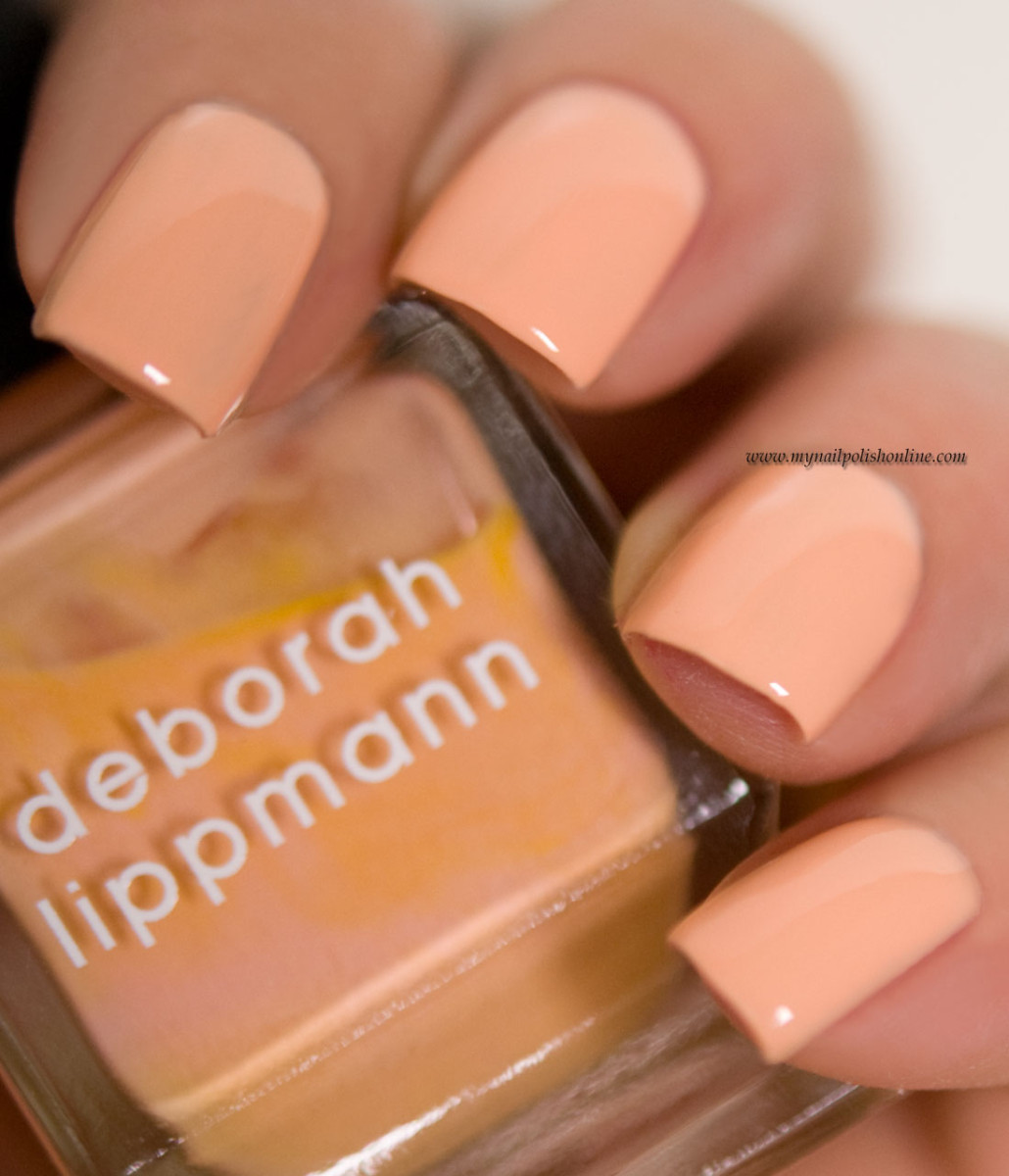 Deborah Lippmann - Tip toe through the tulips