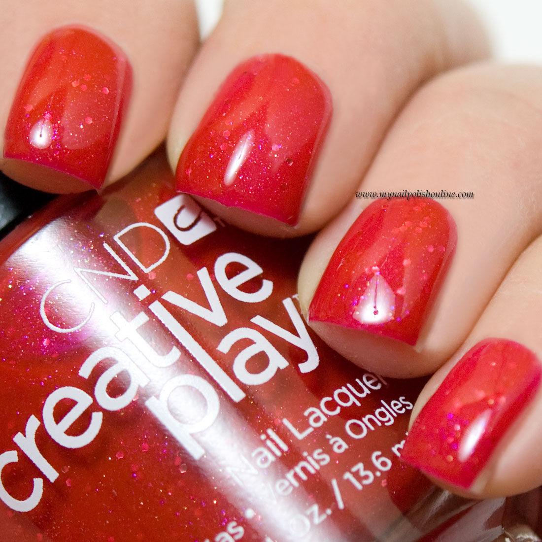 CND Creative Play – Revelry Red