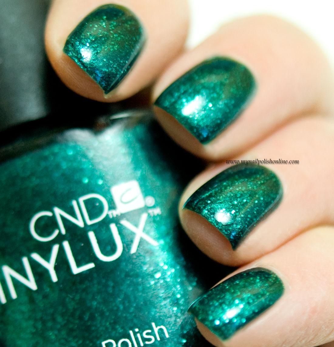 CND Vinylux - Emerald Lights
