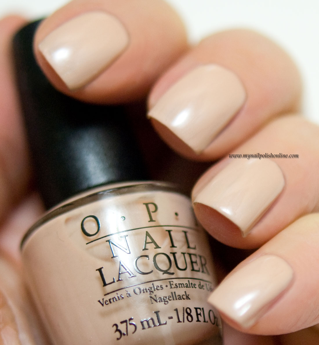 OPI - Pale to Chief