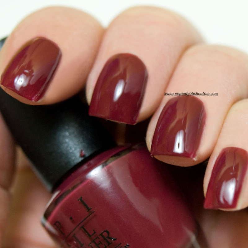Opi We The Female My Nail Polish Online