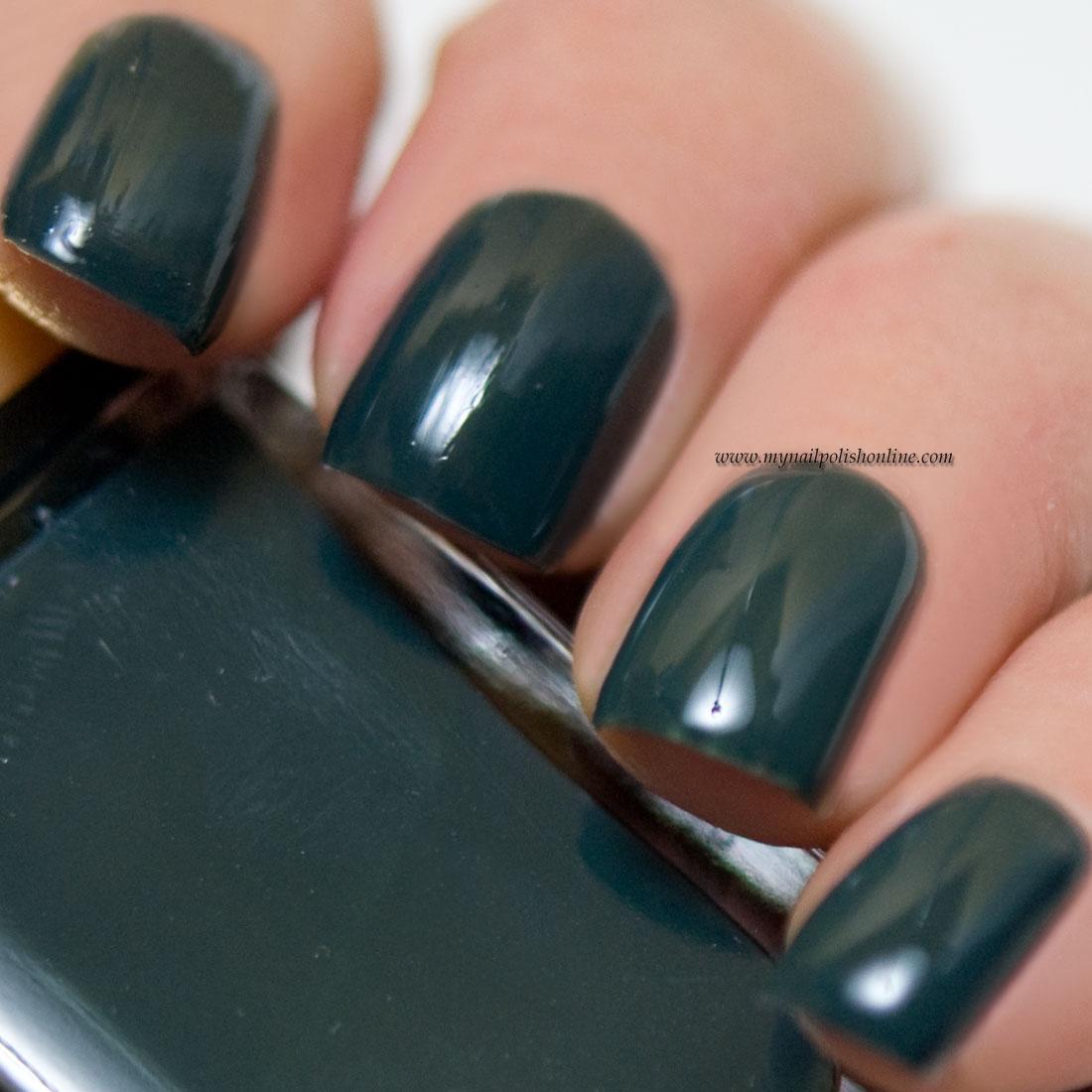 YSL - Fur Green