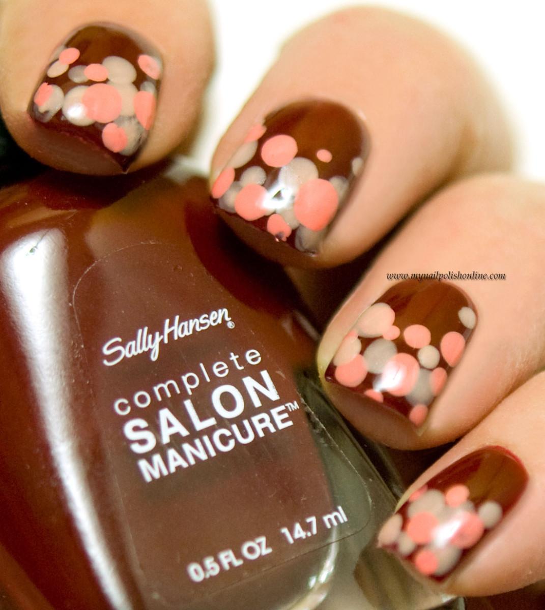 Nail Art Sunday - Dotticure