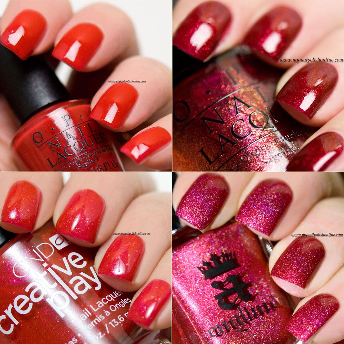 Christmas Reds