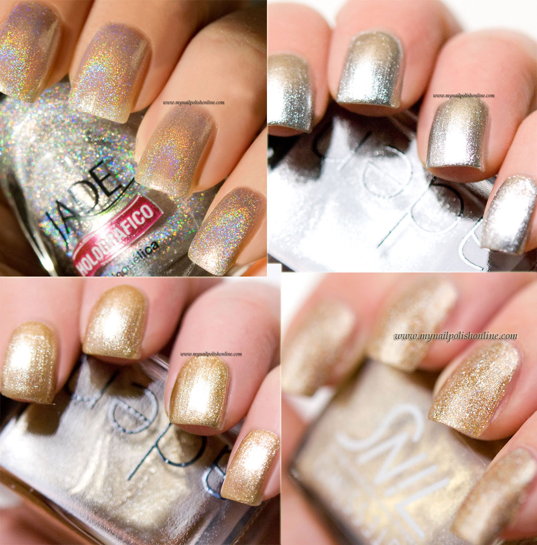 Christmas - Silvers and Golds