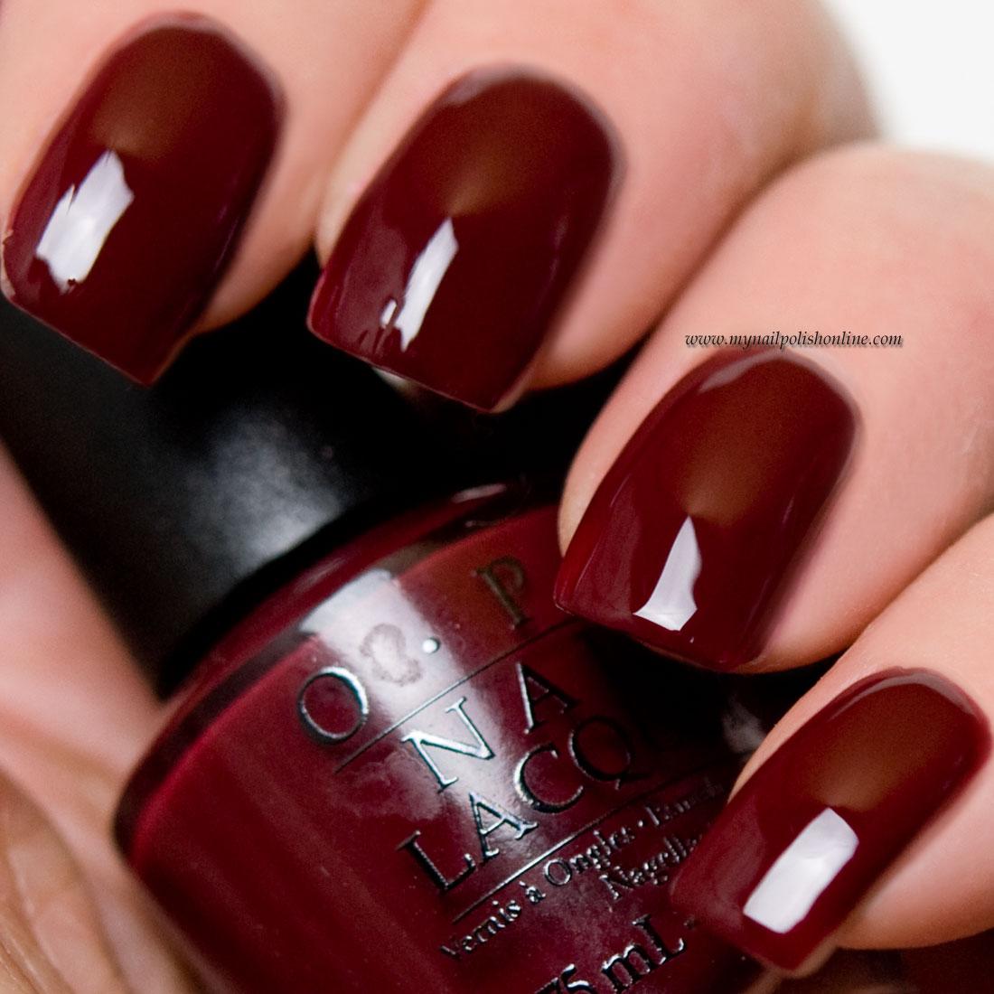 OPI - Malaga Wine - My Nail Polish Online