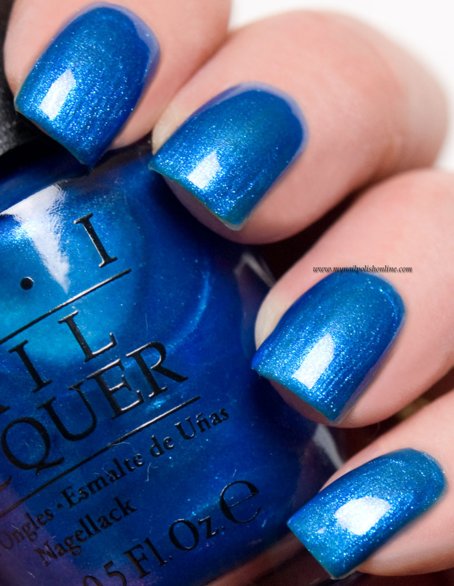 OPI - Do you sea what I sea?