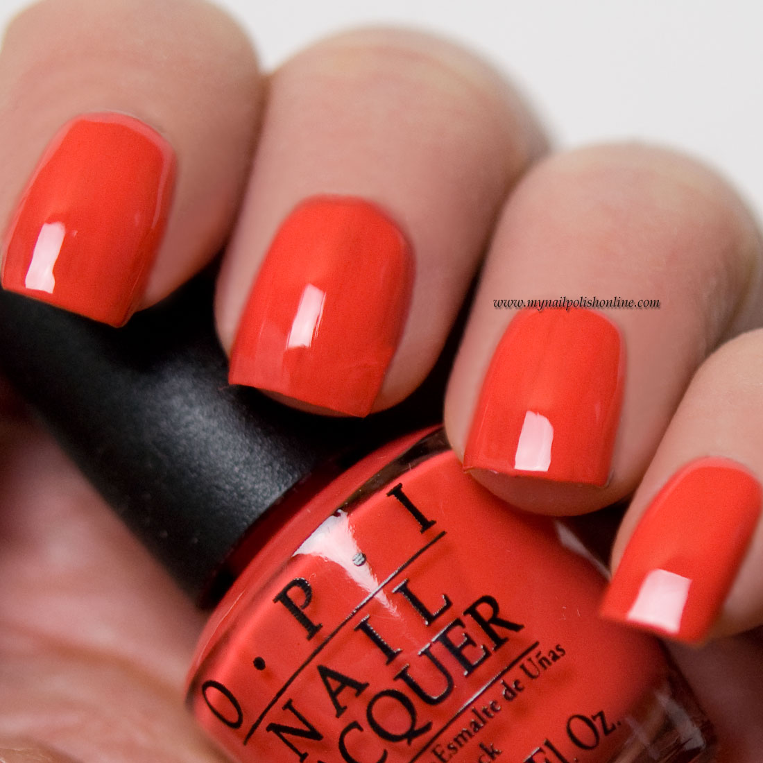 OPI - Living on the Bula-Vard