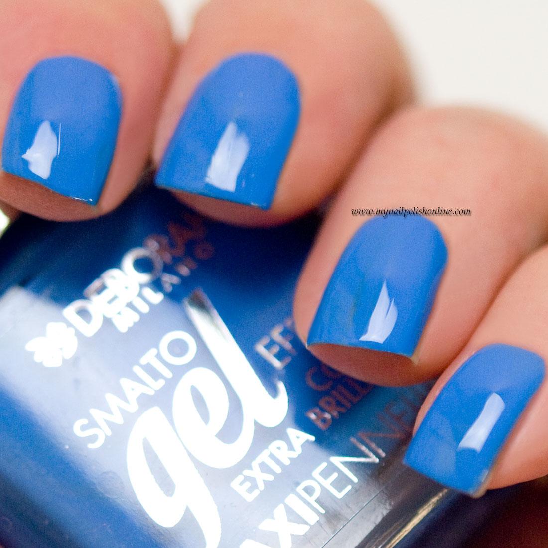 Deborah - Swimming blue