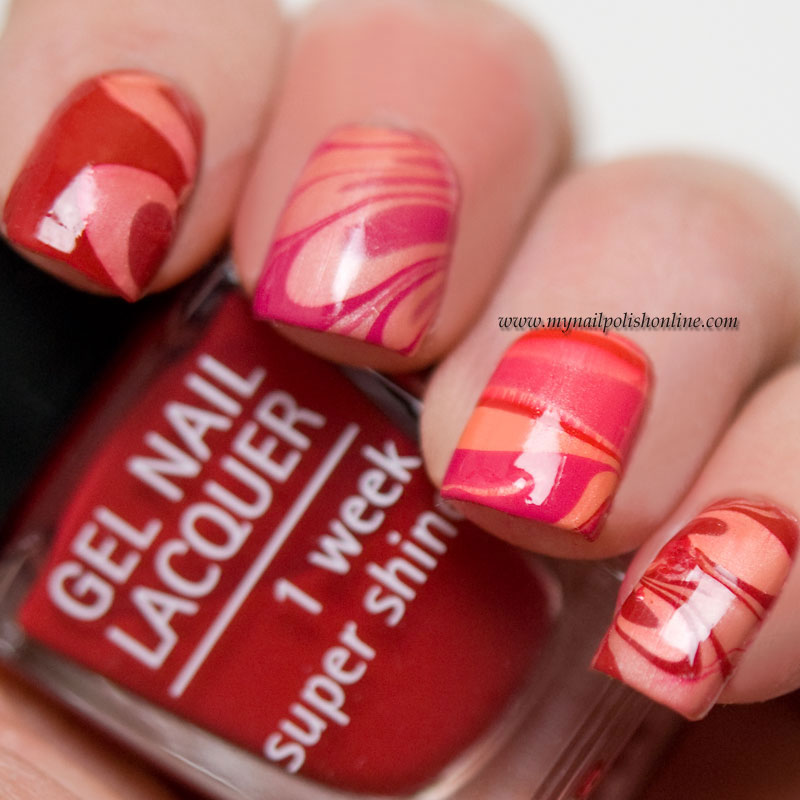Guest post at Eleven.se with IsaDora polishes