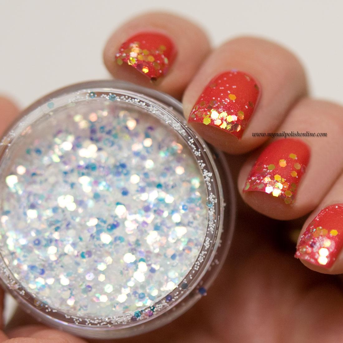 Aden Glitter Powder - Milky Way